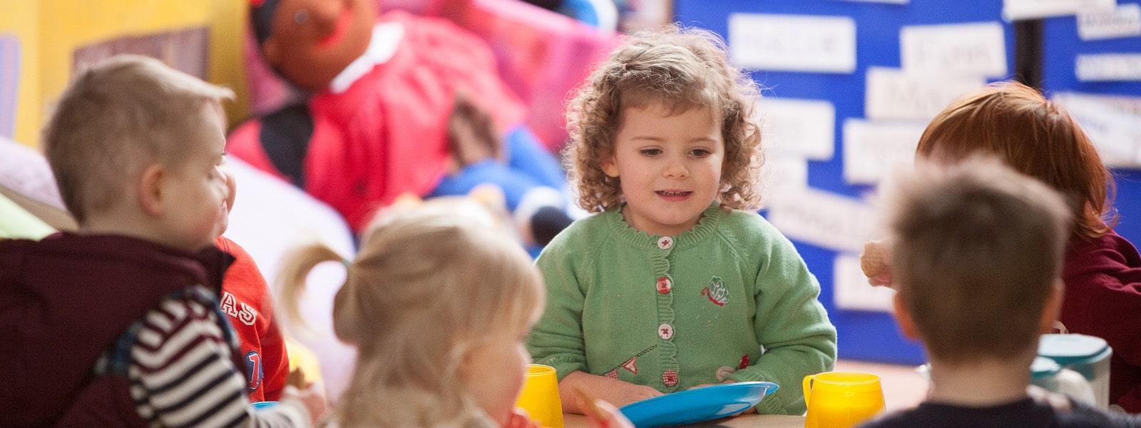 Nursery ages 2-5