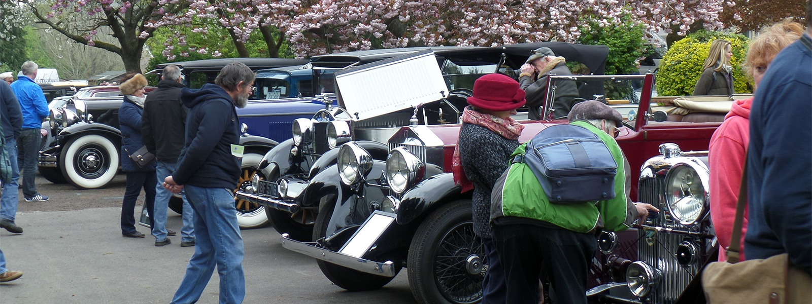 Wheelnuts Classic Car Show St Roses - Classic car show today near me