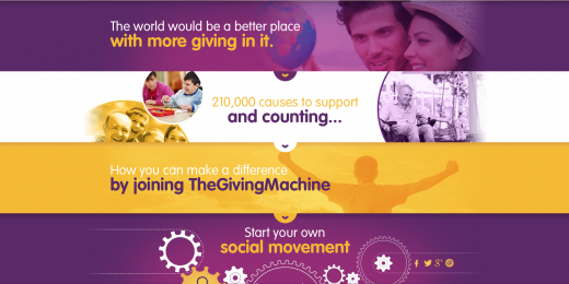 giving machine