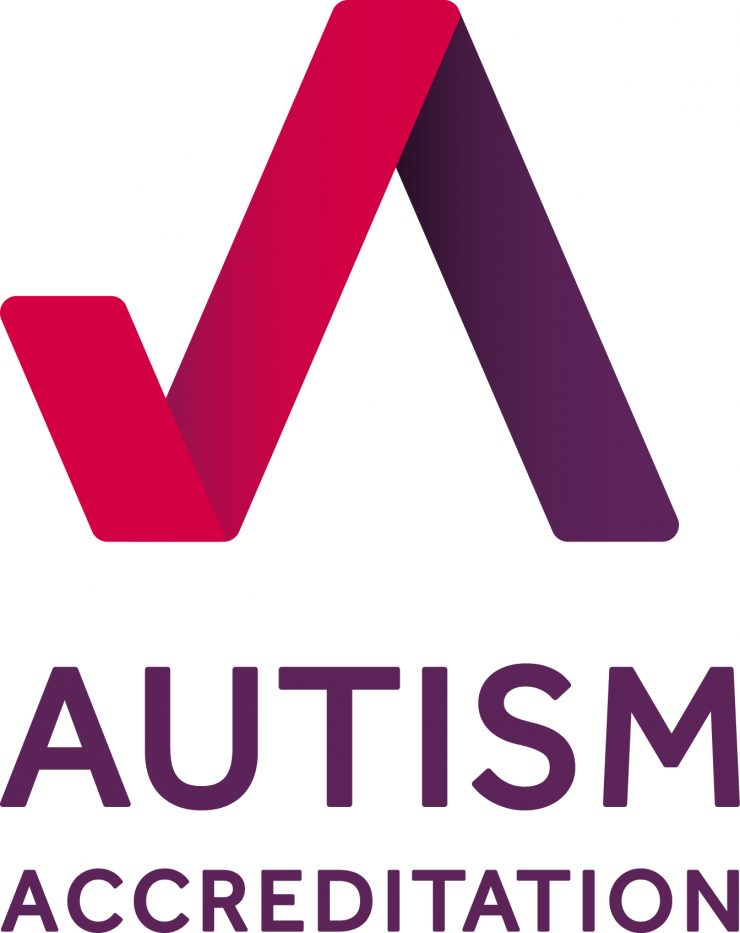 Autism Accreditation badge