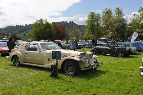 Lots of Classic Cars