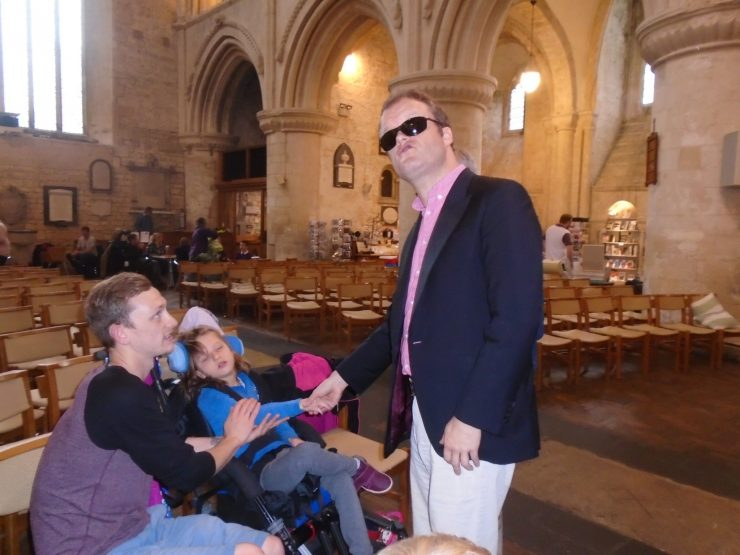 Class trip to Music at the Abbey