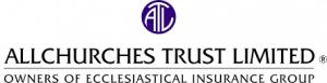Logo for All Churches Trust